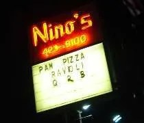Ninos Pizza on 111th Street in Alsip, IL