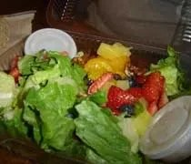 Strawberry Poppyseed Salad from Panera Brad
