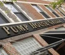 The Pump House Grill in downtown St. Joseph
