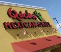Qdoba Mexican Grill on Saginaw Highway in Delta Township