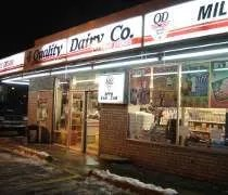 Quality Dairy on South Pennsylvania in Lansing.