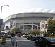 The old home of the Colts, the RCA Dome