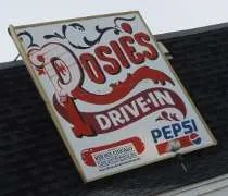Rosies Drive-In on South Cicero in Oak Lawn, IL