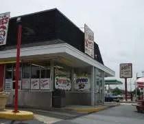 Rosies Drive-In near 103rd Street in Oak Lawn, IL