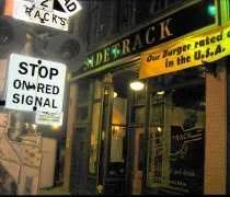 Sidetrack Bar & Grill on Cross Street in Ypsilanti