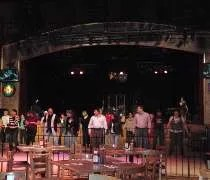 Line dance lessons at the world famous Wildhorse Saloon in Nashville, TN