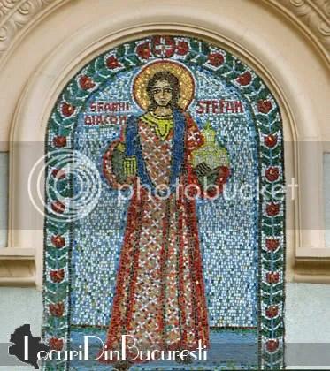 Fresca Biserica Sfantul Stefan - Cuibul cu Barza
