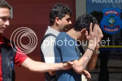 Mohammed D'ali Carvalho Dos Santos - Assassino Confesso e Preso de Cara Marie