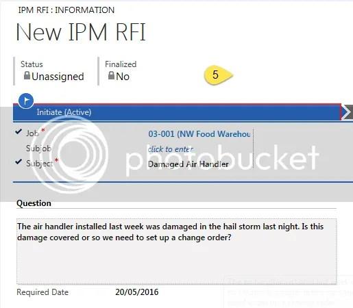 New RFI