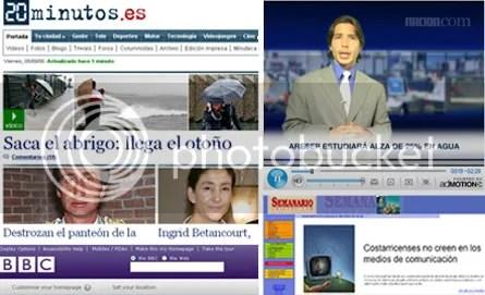 Periodismo electrónico