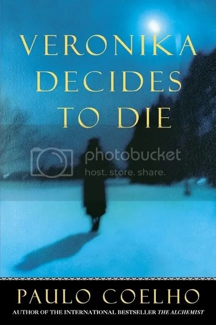 Veronika Decides To Die (book)