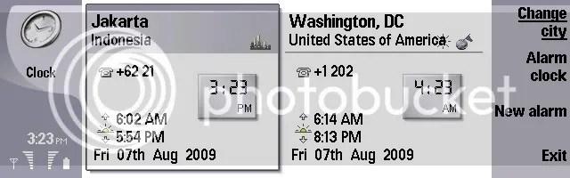 Tanggal 07 08 09 on my world clock