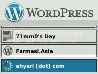 Loading WordPress Done