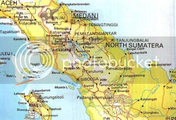 Batak Maps