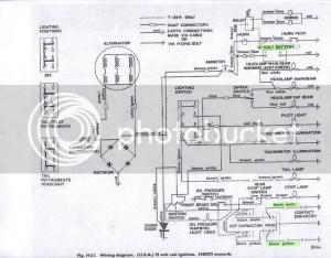 Quick basic wiring ?  Triumph Forum: Triumph Rat