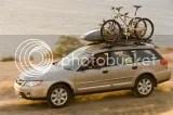 SUV Bike Racks