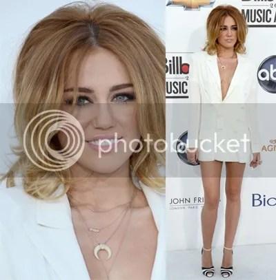 Miley Cyrus at the Billboard Awards