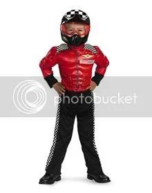 Turbo Racer Toddler Costume