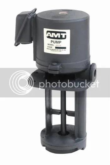 AMT Coolant Pumps