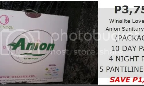 Anion Sanitary Napkins