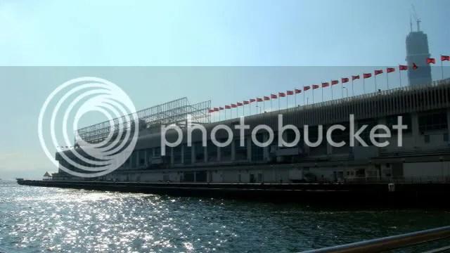 Riverside beside Star House