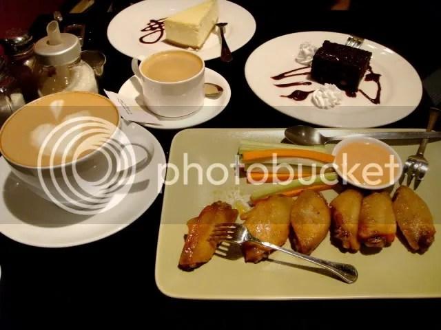 Boonna Café, Renaissance St. W