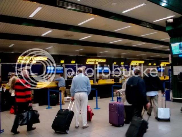 Orio Al Serio Airport, Milan