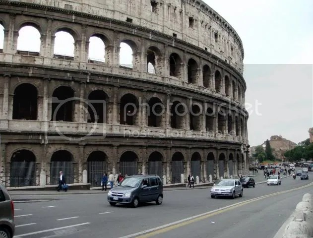 Colosseo (Coliseum), Rome