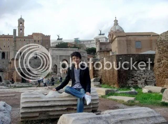 Palatine Hill & Roman Forum, Rome