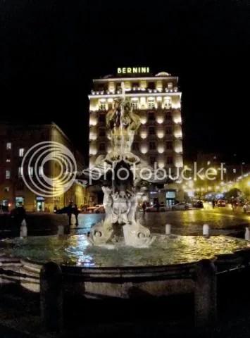 Triton Fountain (Piazza Barberini), Rome