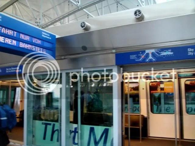 Frankfurt Airport, Germany