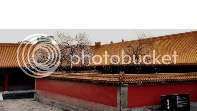 Serenity Study, the Forbidden City