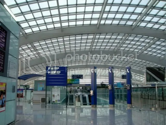 Peking Airport Terminal 3