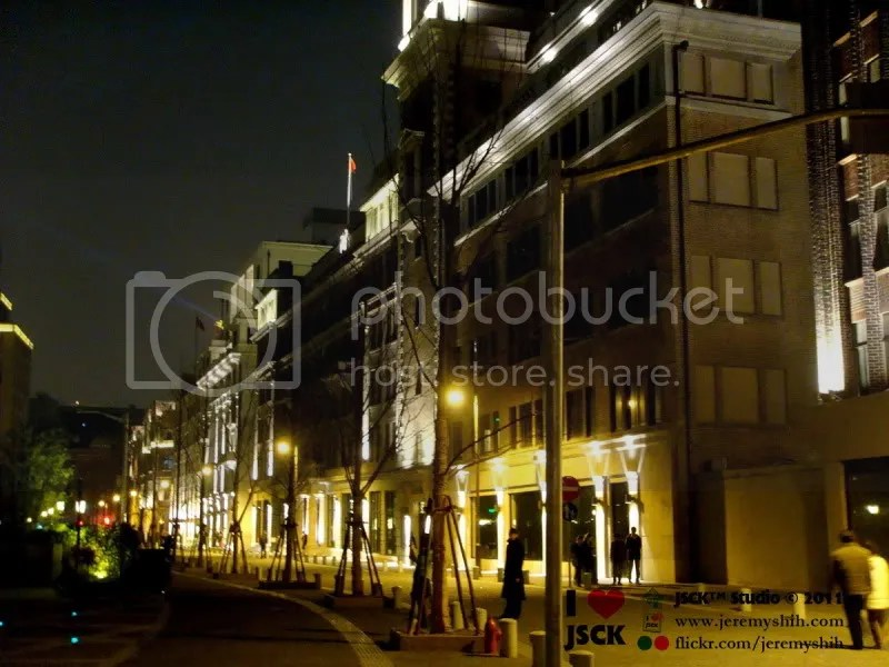 Southward View along Winter Palace Street