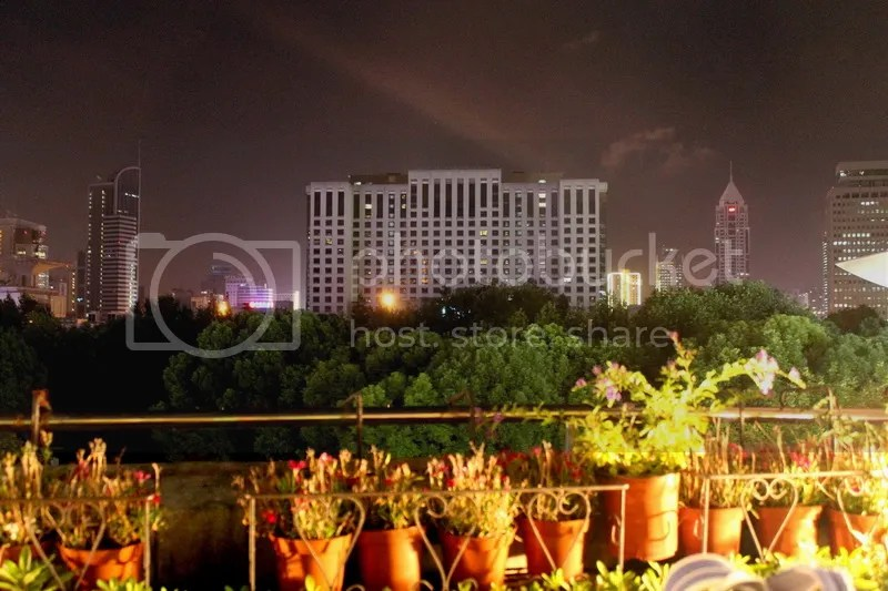 Birthday Banquet 2012 on the Old Grand Roof Garden