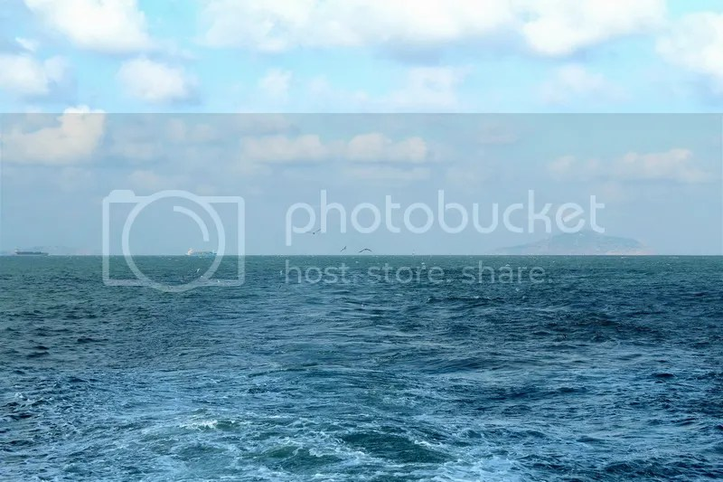 Aboard Cruise Ship East Pole en Route to Shenchiamen