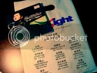 Chet Lam's Live CD 2008