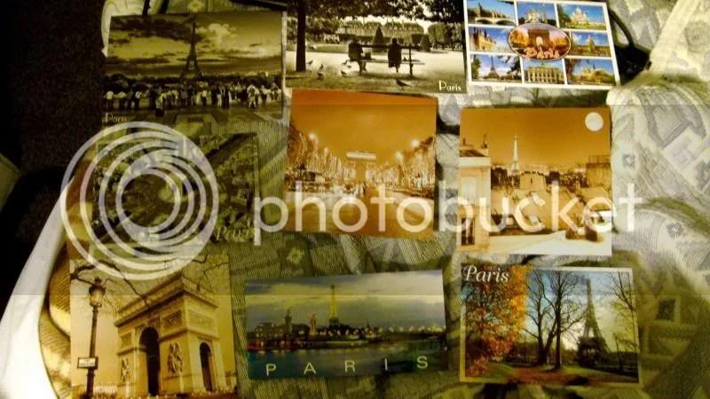 Postcards for Friends 2008, Paris, France