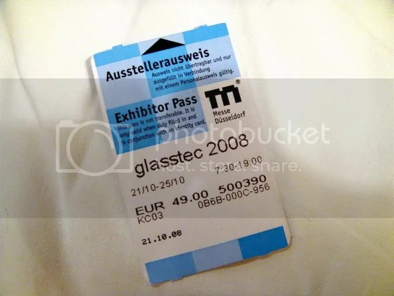 The Exhibitor Pass