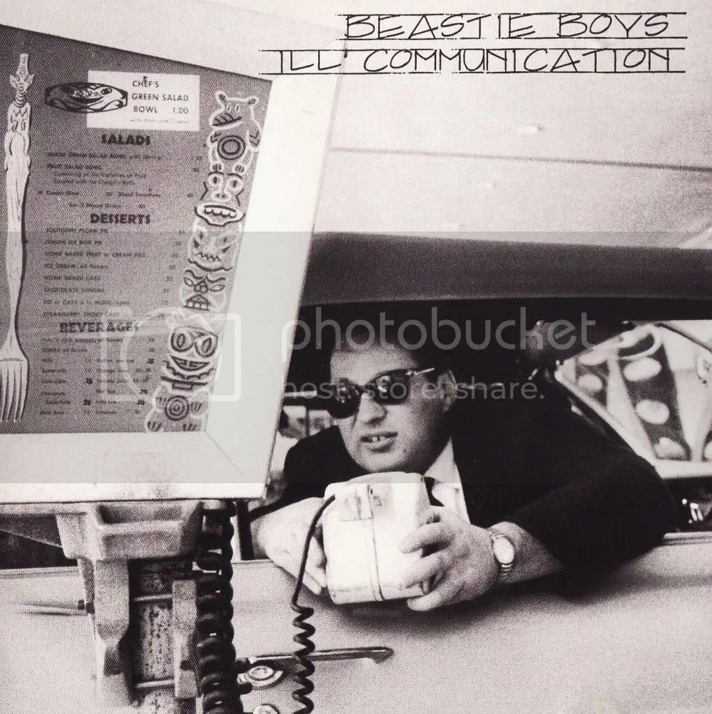 Image result for beastie boys ill communication