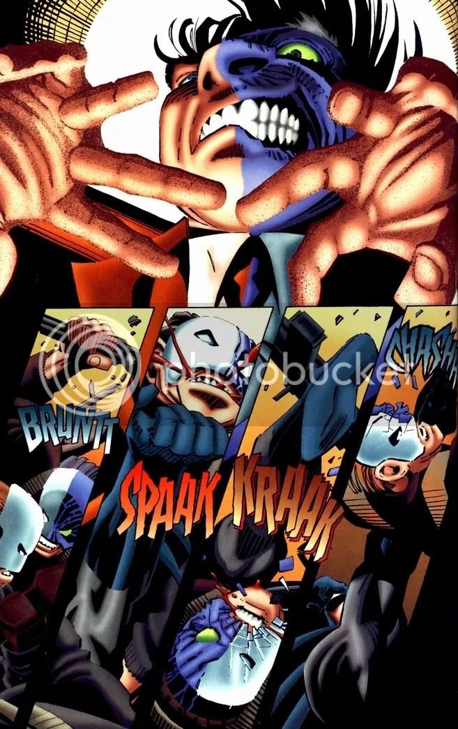 batman fighting skill