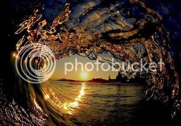 Tube Sunset