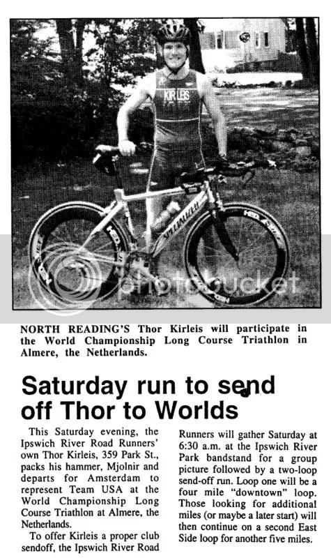 North Reading Transcript Article - Thursday, August 21, 2008