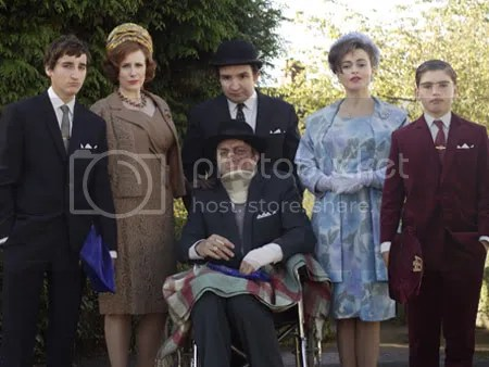 Jewish family in Sixty Six the movie