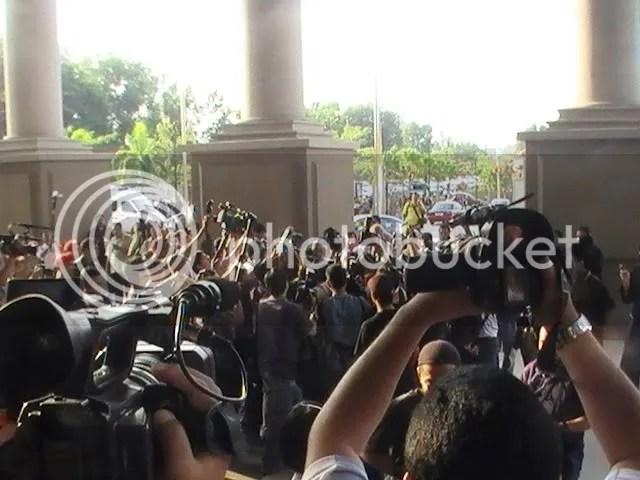 Anwar's Trial 2 Feb. 2010