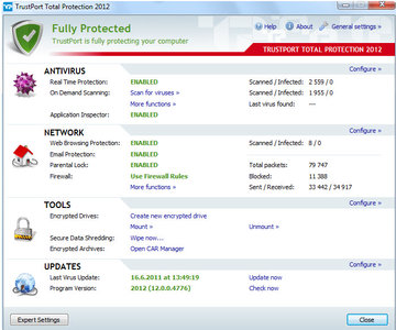 TrustPort Total Protection 2012 12.0.0.4863 Multilanguage final