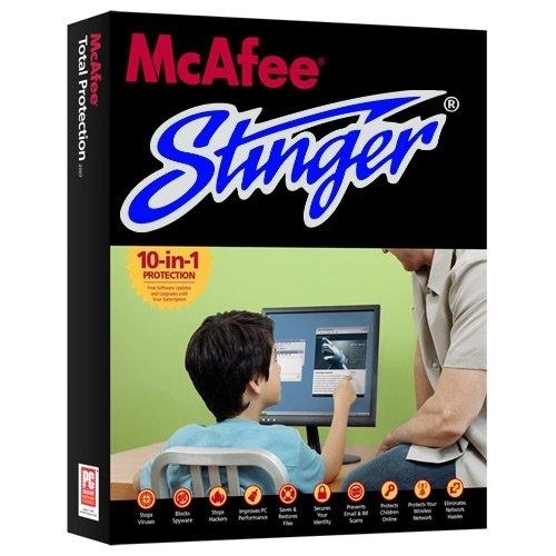 McAfee AVERT Stinger 10.2.0.666 Portable