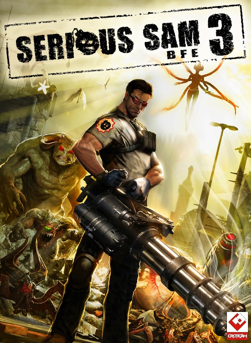 Serious Sam 3: BFE + Digital Bonus Edition (2011) REPACK-Arow&Malossi   SCRACKOWANA ANGiELSKA WERSJA JĘZYKOWA