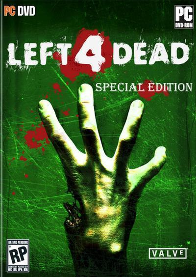 Left 4 Dead v1.0.2.6 (2009/MULTI2/RePack by Sp.One)