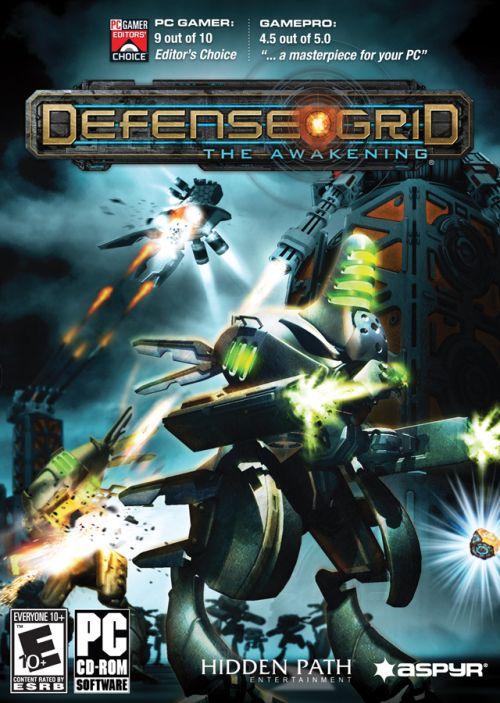 Defense Grid: The Awakening v1.0r36 (2008/MULTI5) THETA + DLC
